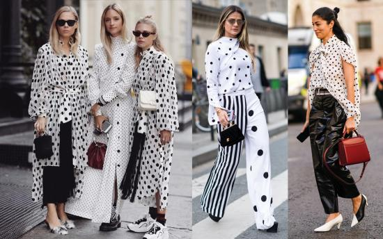 Hit the mark with the look that is spot on for spring
