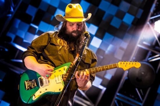 Chris Stapleton Leads Rugged Country Caravan as The Traveller Comes to Ottawa