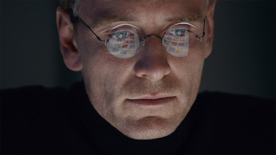 "Film Review: A Fiery Fassbender Walks the Talk in ""Steve Jobs"""