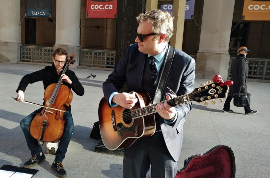 Steven Page to Headline Great Trail Celebration