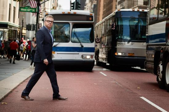 Steven Page to perform his politically-charged pop album, Discipline, at the NAC