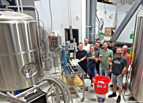 Stray Dog Brewing Company: A Homegrown Success Even Before Opening