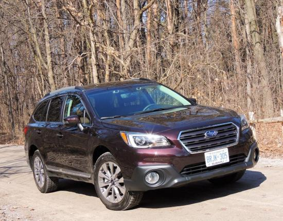 Subaru Outback an SUV and crossover alternative