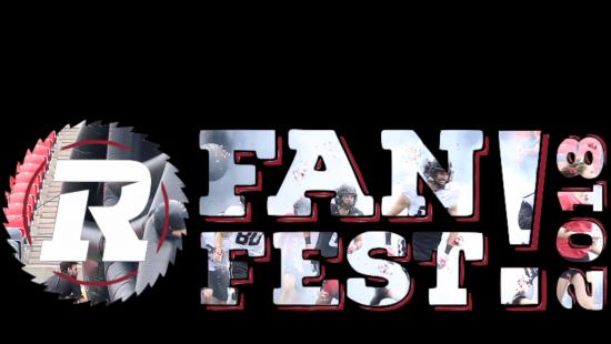 Sun, Snacks, Smiles and Signatures: Ottawa REDBLACKS host inaugural Fan Fest in advance of 2018 football season