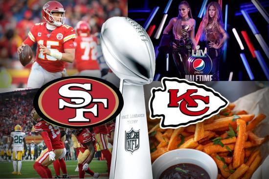 Tasty touchdown: Super Bowl finger food