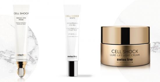 Swiss Line presents 3 new eye care products