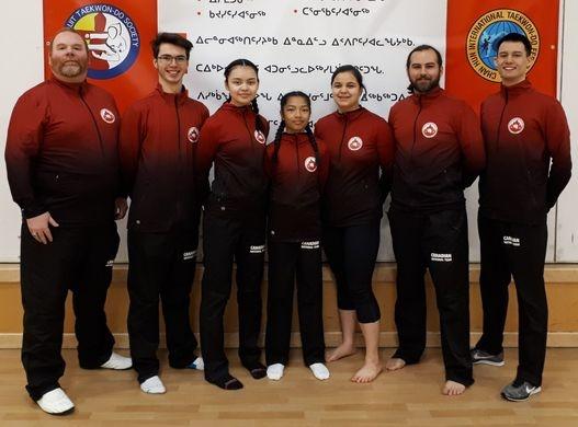 Canadian Taekwondo Teams Headed Down Under
