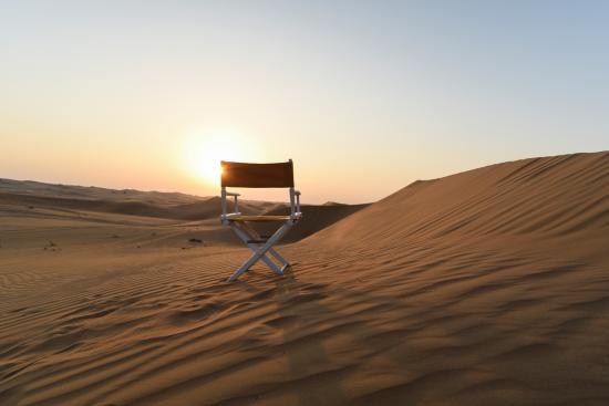 Photographer Randy VanDerStarren invites you to Take Your Seat