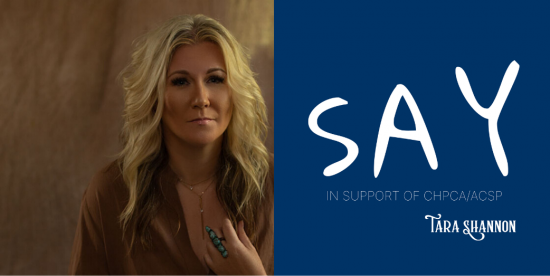 "Tara Shannon is ready to #SpeakUp with new single ""Say"""