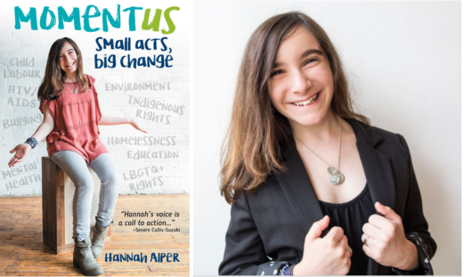 Author Inspires Change Through Empowering First Book