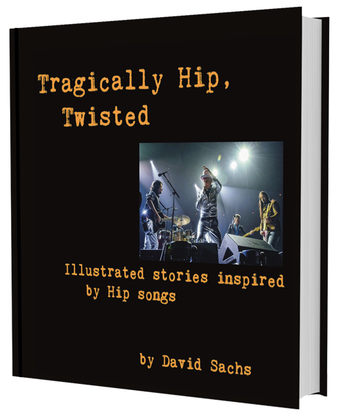 Book Review: Tragically Hip, Twisted