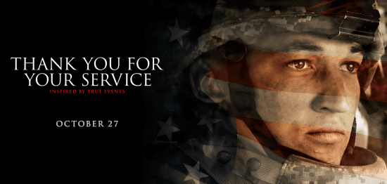 Film Review: Thank You For Your Service