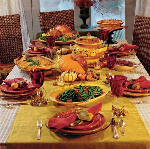 Have an Eco-Fabulous Thanksgiving