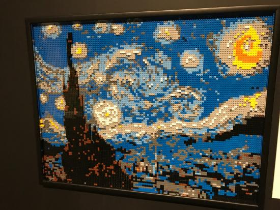 The Art of the Brick Brings LEGO to Life