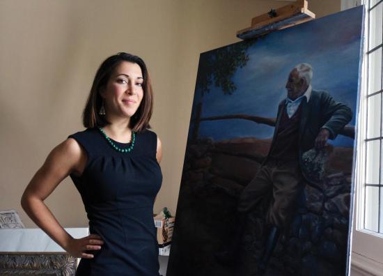 LYDIA PÉPIN: The Artful Composer