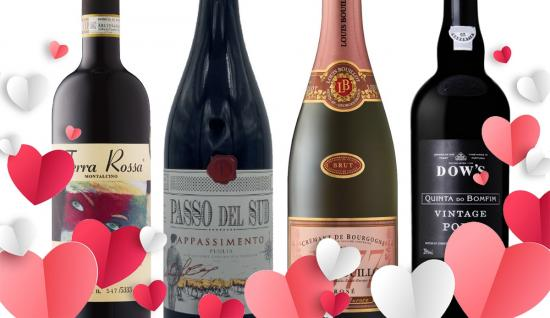 Valentine's Day wines for the lady in your life