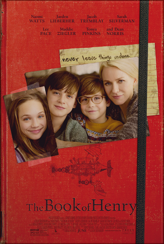 Film Review: The Book of Henry