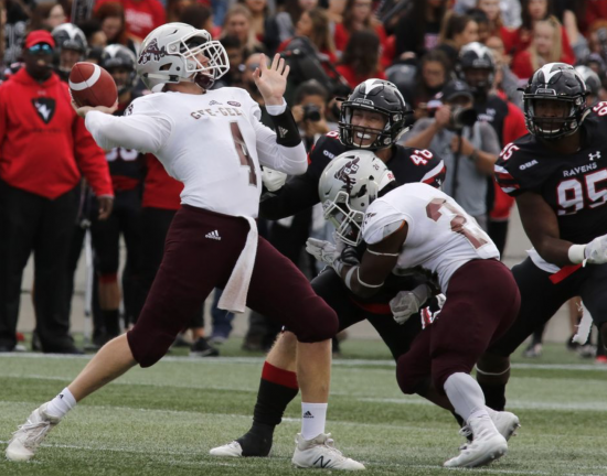 The Drought is Over: Gee-Gees Defeat Ravens in 50th Panda Game