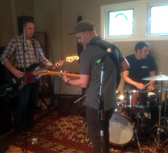 A Rockin' Intimate Night of Music with The Ethics and Winchester Warm