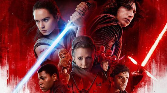 J and J's Gibberish: Star Wars The Last Jedi? Thankfully Not!