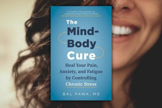 New book offers advice to ease the symptoms of stress
