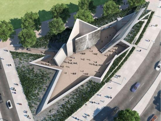 Reflection and Hope, The National Holocaust Monument Opens