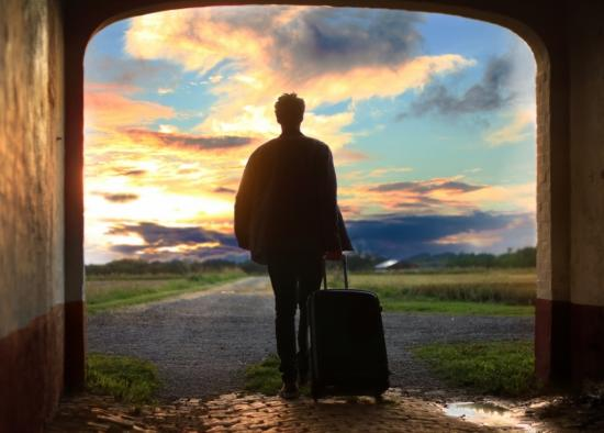 The Other Side of Reason – The Traveller