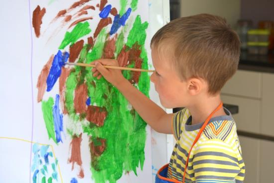 The relevance of art for students in schools