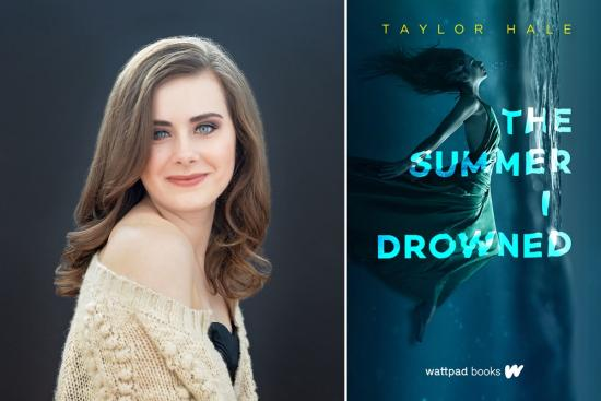 Taylor Hale releases her first novel, The Summer I Drowned