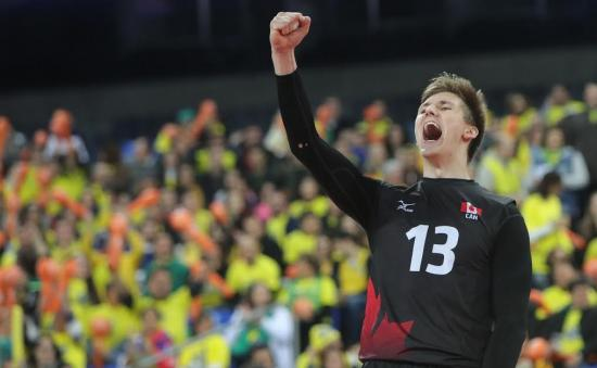 Volleyball Nations League is Coming to Ottawa