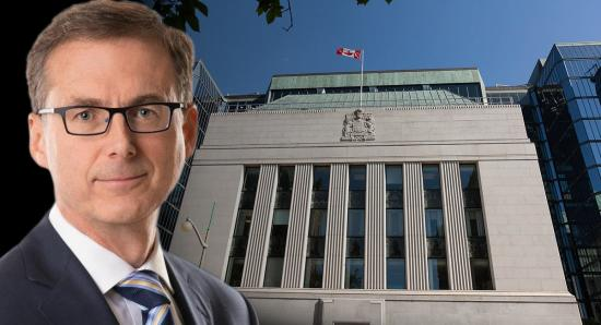 Virus forces new role on the Bank of Canada