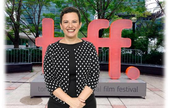 Interview with the Senior Director of TIFF — Diana Sanchez