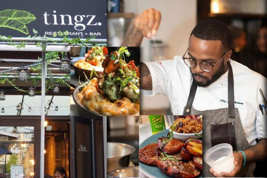 Tingz — a ByWard Market restaurant serving Carribean food