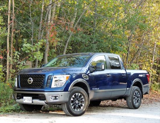 Titan half-ton ready to take on best from Detroit Three