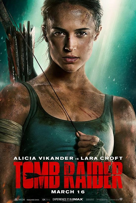 Film Review: Tomb Raider