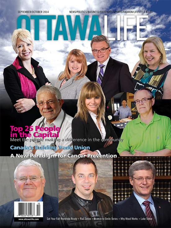 Top 25 People in the Capital 2014