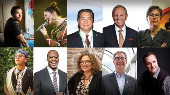 The Top 25 People in the Capital: 1-10