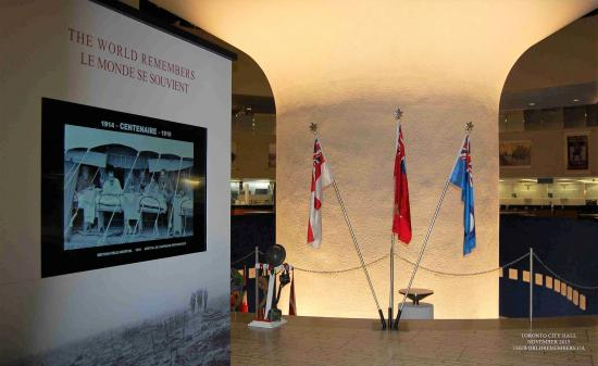 The World Remembers: A Canadian-led expression of remembrance and reconciliation