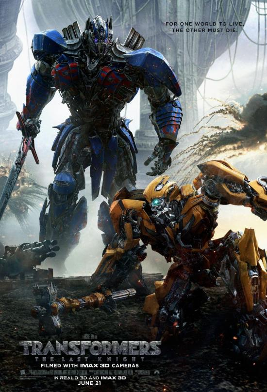 Film Review: Transformers: The Last Knight