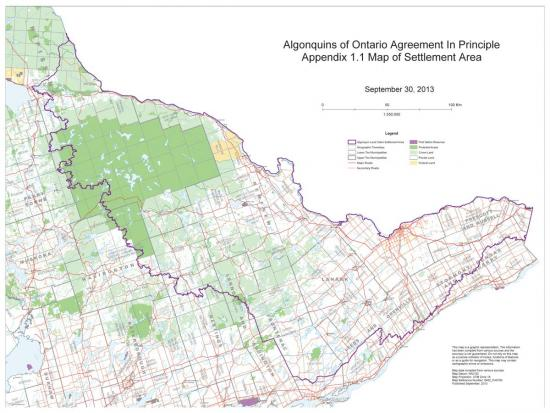 Treaties and Land Claims
