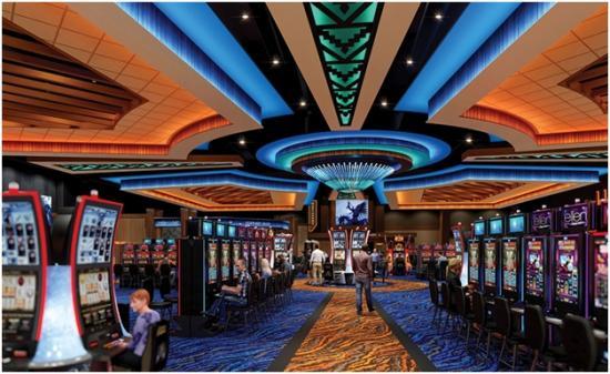 Tribal Casinos sees Closure