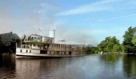 """TVO presents the premiere of """"TRIPPING the Rideau Canal"""""""