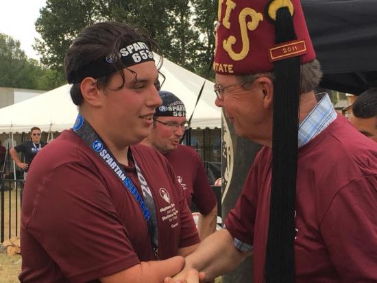 Ottawa-based Tunis Shriners - Brothers in Philanthropy