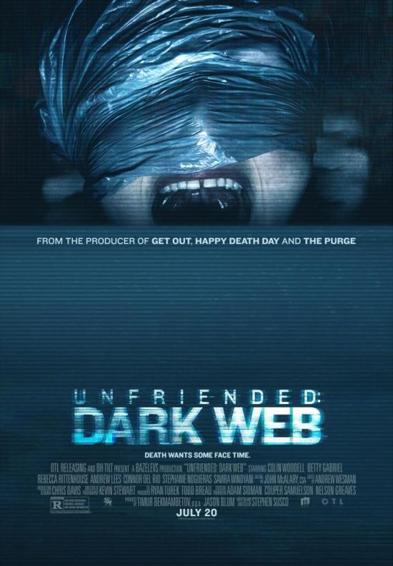 Film Review: Unfriended - Dark Web