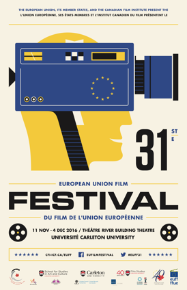 Spend Weekends in Europe this Fall with the 31st Annual EU Film Festival