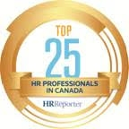 Congrats OLM Writer Evert Acckerman, One of the Top 25 HR Professionals in Canada