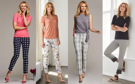 Get ready for spring with the new collection from UP! Pants
