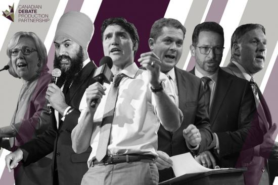 Federal Election 2019: Canadians will have unprecedented access to the debates