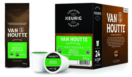 Van Houtte® Mexico Signature Fairtrade and organic coffee