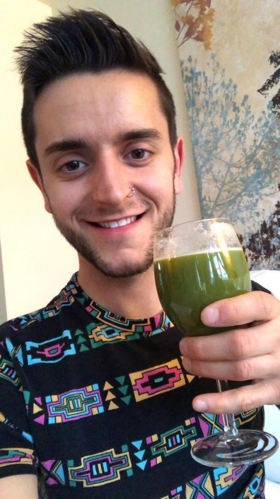 Vegans of Ottawa – Justin Seguin